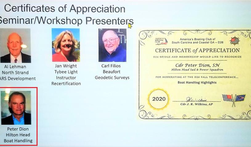 Peter Dion Workshop Presentation