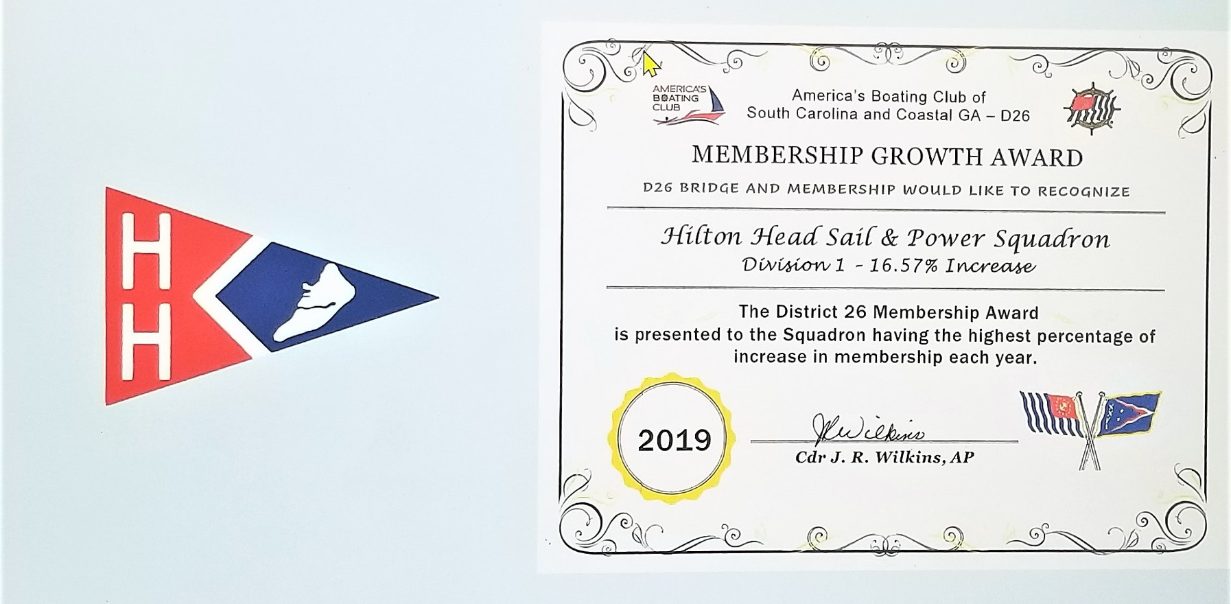 Membership Growth Award