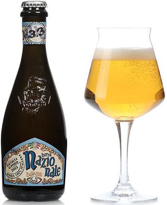 Birra Nazionale cl 33 - Baladin cartone da 12 pz