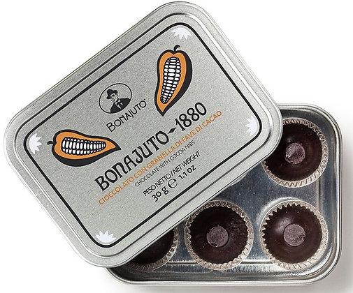 Bonajuto 1880 - Praline di Cioccolato puro - Antica dolceria Bonajuto