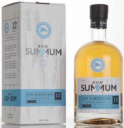 Ron Summum Reserva Especial 12 anni Solera - Alcoholes Finos Dominicana