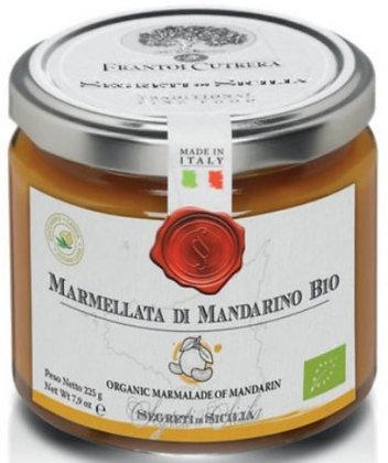 Marmellata di mandarino bio 225 gr - Cutrera