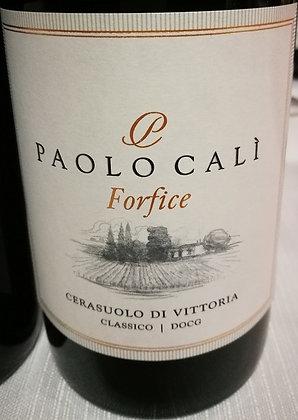 Forfice Cerasuolo di Vittoria docg 2014 cl 75 - Paolo Calì