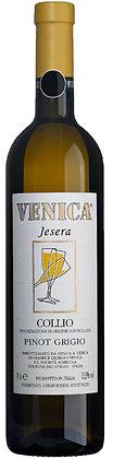 Jesera Pinot Grigio doc Collio 2019 cl 75 - Venica & Venica