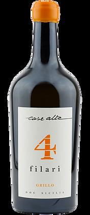 4 Filari grillo doc 2019 cl 75 - Case Alte
