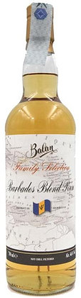 Rum Barbados Blend Family Selection cl 70 - Balan