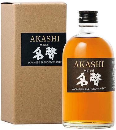 Akashi Meisei Japanese Blended Whisky cl 50