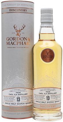 Whisky Caol Ila Discovery 13 Y cl 70 - Gordon & Macphail
