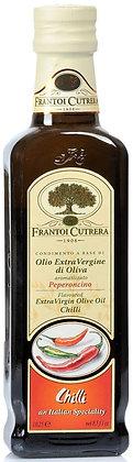 Olio aromatizzato al peperoncino 250 ml - Cutrera