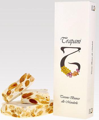 Torrone bianco gr 100 - Torronificio Trapani