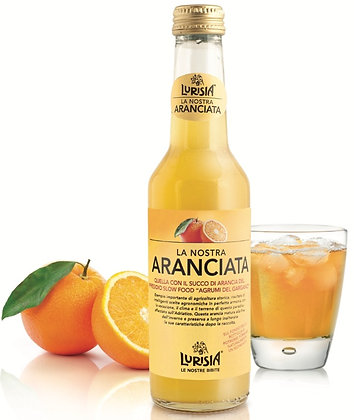 Aranciata Lurisia conf. 4 x 275 ml
