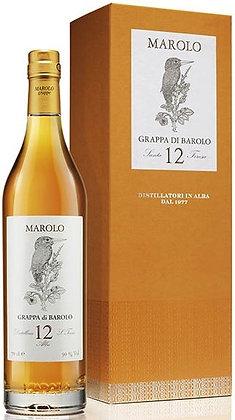 Grappa di barolo 12 anni cl 70 - Distillerie Marolo
