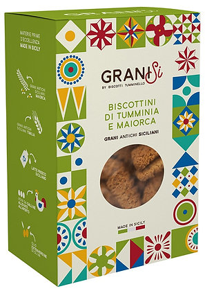 Granisi Biscotti Tumminia e Maiorca gr 210 - Tumminello biscotti