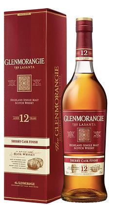 Whisky Highland single malt Lasanta sherry cask 12 years cl.70 - Glenmorangie
