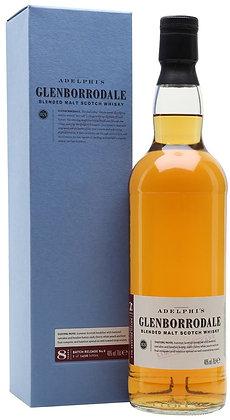 Whisky Blended malt Glemborrodale Adelphi cl.70 - Adelphi Distillery
