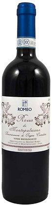 Rosso di Montepulciano doc cl 75 - Romeo