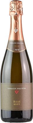 Rosé Brut classico 36 mesi 2016 cl 75 - Terrazze dell'Etna