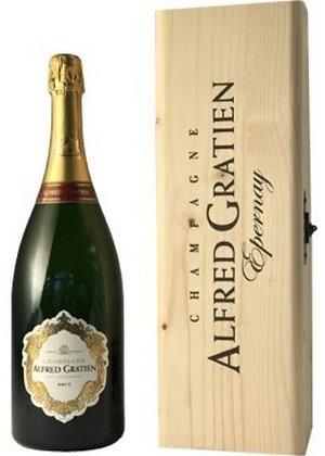 Champagne brut Magnum lt. 1,5 - Alfred Gratien