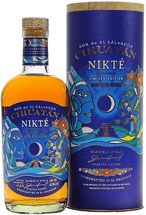 Rum Cihuatàn Nikte' Limited Edition - Salvador