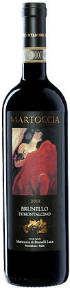 Brunello di Montalcino DOCG 2015 cl 75 - Martoccia