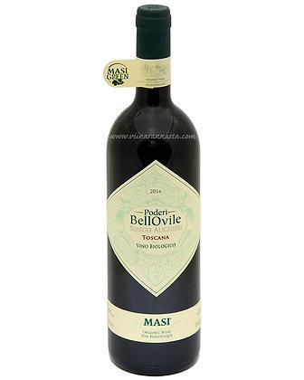 Poderi Bellovile toscana igt 2016 bio cl 75 - Serego Alighieri Masi
