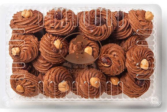 Biscotti di mandorla alla carruba Kg.1 - Antica Dolceria Bonajuto