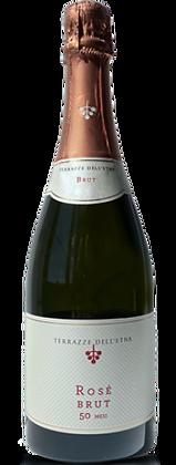 Rosé Brut 50 mesi cl 75 - Terrazze dell'Etna
