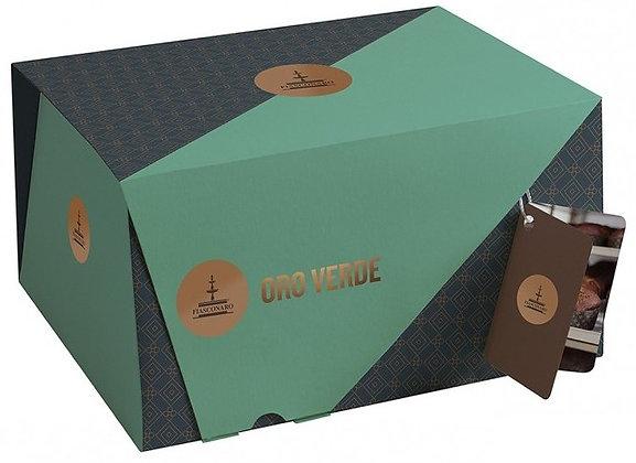 Panettone Oro Verde scatola Kg 1 - Fiasconaro