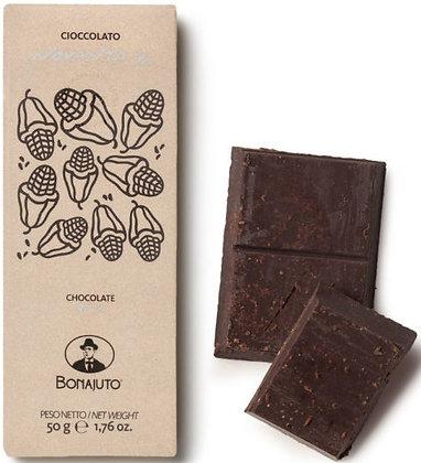Cioccolato Bonajuto 90% puro cacao gr.50 - Antica Dolceria Bonajuto