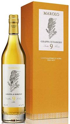 Grappa di Barolo 9 anni cl 70 - Distillerie Marolo
