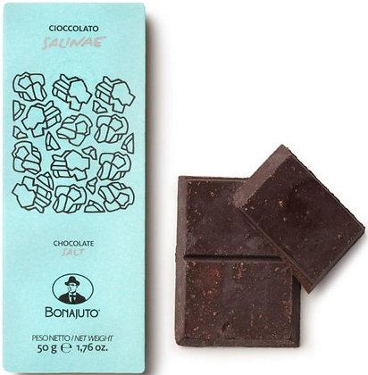 Cioccolato Bonajuto al Sale gr.50 - Antica dolceria Bonajuto