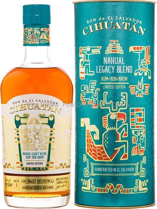 Rum Cihuatan Nahual - Salvador