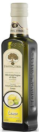 Olio aromatizzato al limone 250 ml - Cutrera