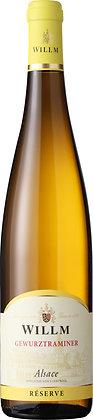 Gewurtraminer  Alsace Willm 2018 cl 75