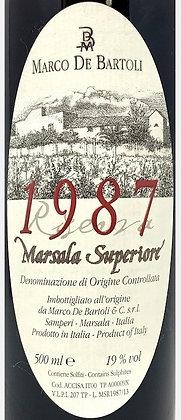Marsala Superiore Riserva 1987 cl 50 - Marco De Bartoli