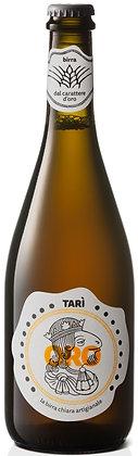 Birra artigianale Tarì Oro cl.75