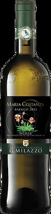 Maria Costanza Bianco DOP 2019 cl 75 - Az. Agr. Milazzo