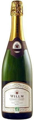 Crémant d'Alsace Brut cl 75 - Willm