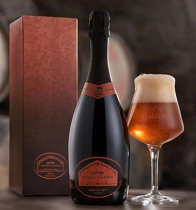 Metodo classico birra de champagne  2017  Baladin cl.75