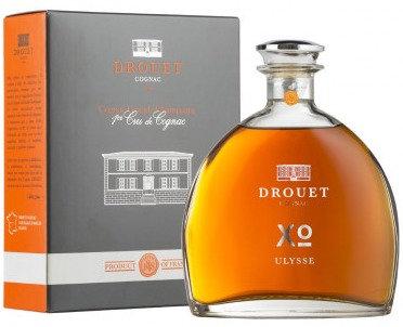 Cognac Druet XO Ulysse caraffa cl 70