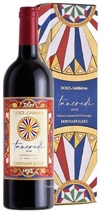 Tancredi 2016 Dolce e Gabbana limited edition cl 75 - Donnafugata
