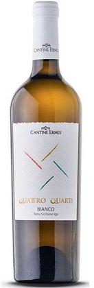 Quattroquarti grillo doc 2019 cl 75 - Cantine Ermes