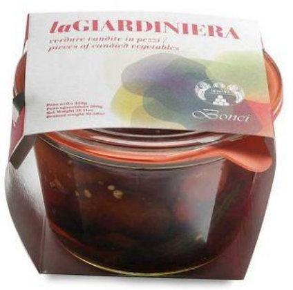 Giardiniera di Verdure 320g - Pasticceria Bonci