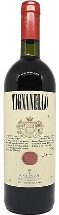 Tignanello igt 1991 cl 75 - Antinori