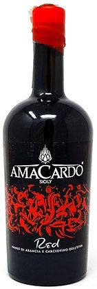 Amaro Amacardo Red cl 50 - Amacardo