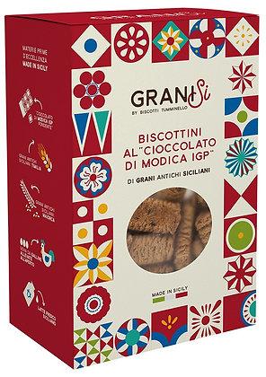 Granisi Biscotti al Cioccolato di Modica IGP gr 210 - Tumminello biscotti