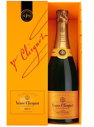 Champagne St. Petersbourg cl 75 - Veuve Clicquot