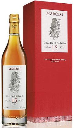 Grappa di barolo 15 anni cl 70 - Distillerie Marolo