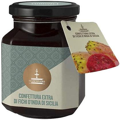 Confettura extra di fichi d'India di Sicilia gr 360 - Fiasconaro