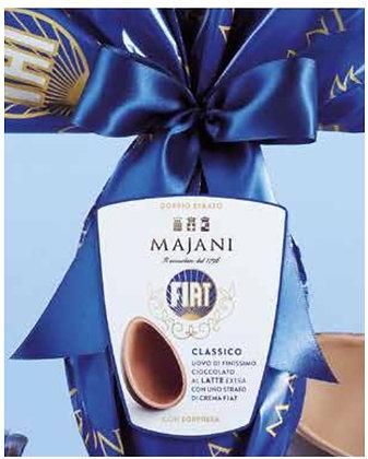 FIAT uovo cioccolato gr. 260 - Majani